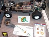 Differenziale a sfere per TAMIYA SAND SCORCHER e BUGGY CHAMP