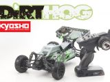 Kyosho Dirt Hog Type 2 4WD Buggy in scala 1/10