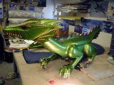 Drago Volante Sputafuoco Radiocomandato - RC Dragon