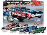 Dragster Radiocomandati Traxxas NHRA Funny Car 1/8 - Video Modellismo