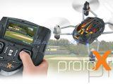 Proto X FPV: Micro quadricottero con videocamera HD