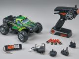 Basher: Dromida Monster Truck 4WD in scala 1/18