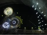 Drone Champions League: gara di droni nelle miniere di sale