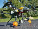 FORM500: Setup iniziale del quadricottero della Helimax