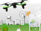 Scorpio: Nuovo drone GALAXY Visitor 6 Pro