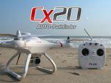 Drone Pathfinder CX20 con GPS - Fantasyland