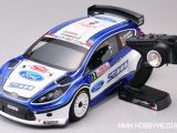 Video Kyosho DRX Nitro Ford Fiesta 2000 e Subaru Rally