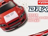 DRX Mitsubishi Lancer Evolution VII WRC 4WD Rally Car