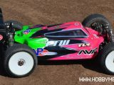 Carrozzeria FTW Exabyte per Losi 8IGHT-E 2.0 Buggy