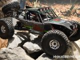 Video Vaterra Twin Hammers Rock Racer - Toy Fair 2013