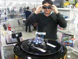 Il caschetto virtuale per macchine telecomandate