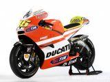 Kyosho: DUCATI DESMOSEDICI GP11 N°46 Moto Racer