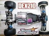 Team Durango DEX210 Buggy radiocomandata 2WD