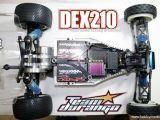 Team Durango DEX210 Buggy radiocomandata 2WD