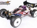 Durango DNX408 4WD - Buggy da competizione a scoppio