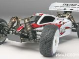 Duratrax DXR8E Buggy Brushless 1:8 - Video Modellismo