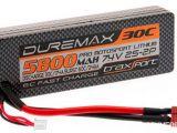 Batterie LiPo per automodellismo DUREMAX 5800mAh 30C
