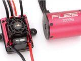 Motore brushless Dynamite Fuze 3800kv e regolatore da 70A
