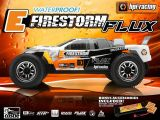 HPI E-Firestorm 10T FLUX: Stadium Truck Brushless RTR