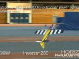 Video E-flite Inverza 280 BNF Basic - Horizon Hobby
