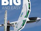 Aliante a motore E-Flite Radian XL: Horizon Hobby