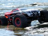 e-MTA Thunder Tiger: Monster Truck 1/8 Brushless