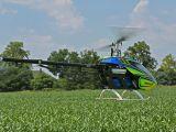 Video Blade 700 X: Assemblare rotore, telaio e coda