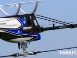 Video Blade 600X Pro: Elicottero per volo 3D - Horizon Hobby