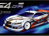 Team Magic: E4JR RTR EP Touring Car scala 1/10