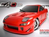 Team Magic E4D RX7 Touring car Drift Spec RTR 1/10 Electronic Dreams