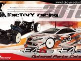 KFactory - Parti opzionali per Team Magic E4RS e E4JR