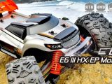Team Magic E6 III HX Monster Truck brushless in scala 1/8