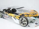 Carrozzerie 200mm East Coast per automodelli touring 1/10 Access 2.8 e Scirocco