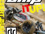 ECX AMP DB 2WD Desert Buggy RTR in scala 1/10