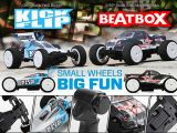 ECX BeatBox Monster Truck e Kickflip Buggy - Horizon Hobby