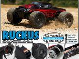 Monster Truck ECX Ruckus 4WD RTR 1/18 - Horizon Hobby