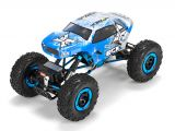 Rock Crawler ECX Temper in scala 1/18 - Video
