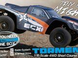 Short Course ECX Torment 4WD RTR 1/18 - Horizon Hobby