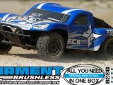 ECX Torment Short Course Truck 2wd Brushless - HORIZON