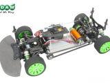 Edam GP Spirit 980 EP - Automodello elettrico da pista 1/10