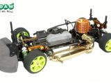 EDAM Spirit Nitro Versione Oro - Automodello Touring 1/10