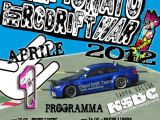 Prima prova del Campionato RC DRIFT WAR 2012 Twin Battle Challenge EDT SERIES