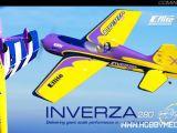 Aeromodello E-flite Inverza 280 BNF Basic - Horizon Hobby