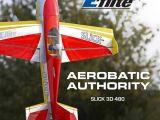 Aeromodello acrobatico Slick 3D 480 ARF - Horizon Hobby