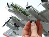 Bombardiere radiocomandato B17G Flying Fortress - Eflite