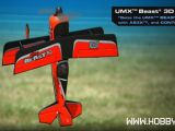 Eflite UMX Beast 3D BNF AS3X Video - Horizon Hobby