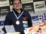 """Sieber Daniel vince il Campionato Europeo EFRA """"B"""" 1/8 Pista"""