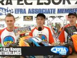 Campionato Europeo EFRA off road Large Scale 2011 Video