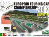 Video della cerimonia di apertura del Campionato Europeo EFRA 2013 Touring Car EP 1/10