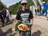 Robert Battle vince il Campionato Europeo EFRA 1:8 Buggy
